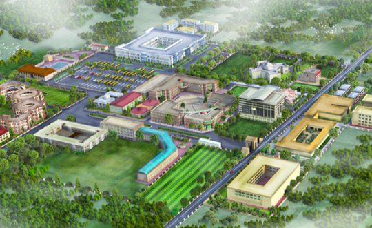 95 Acre Campus