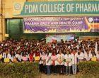 Pharma Rally & Health Camp 2016