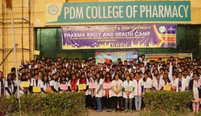 Pharma Rally & Health Camp 2016