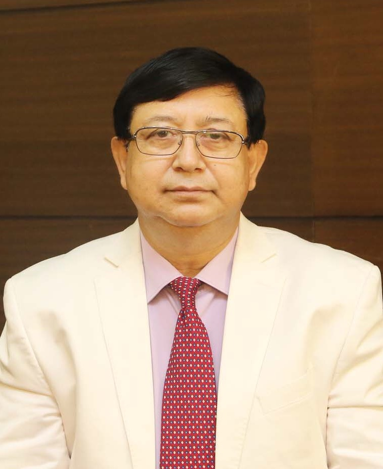 Prof. (Dr.) R.C. Bhattacharjee, Pro Vice-Chancellor