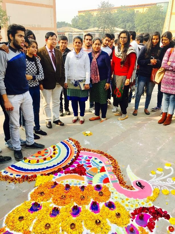PDM Creative Hub- Painting, Poster & Rangoli Competition