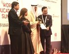 World Education Summit 2017 Award