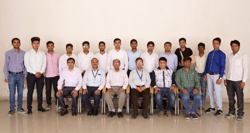 Campus Placement Drive by Gold Plus Group