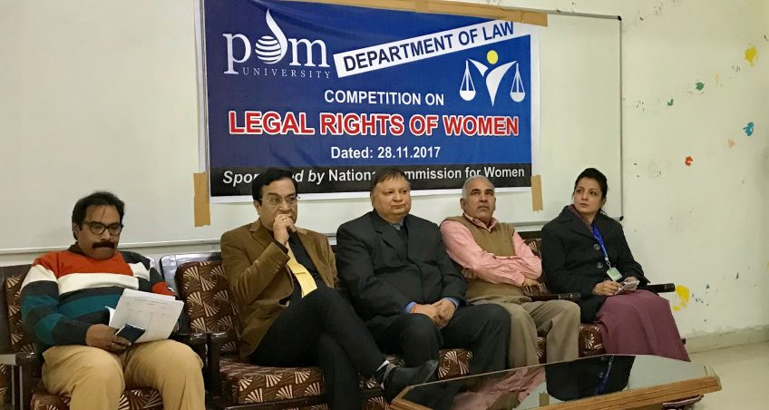FOL competition on Legal Right of Women
