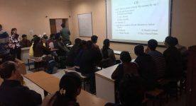 General Knowledge Quiz conducted at PDMU