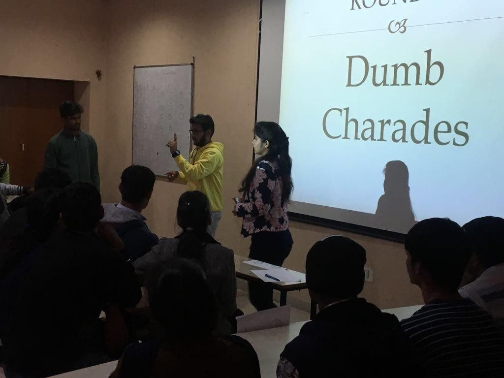 General Knowledge Quiz conducted at PDMU - PDM University