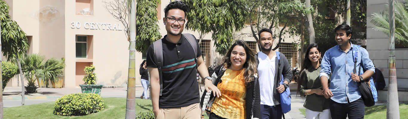 Vibrant Campus Life