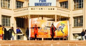 Singing and Dance Competition at PDMU