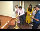 Prof. Bakhshi inaugurates Chemical Society of Sri Venkateshwara College