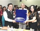 PDMU VC Felicitated On Teachers' Day