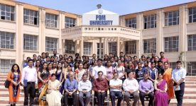 World Ozone Day Celebration at PDM University