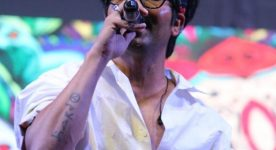 Harrdy Sandhu rocks at PDM University