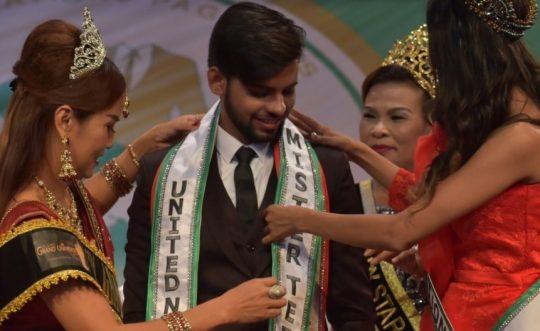 PDM University student wins UN Award