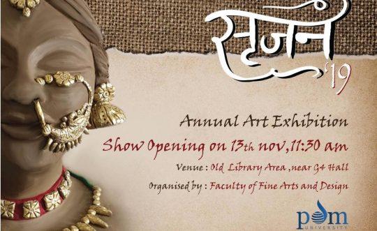 PDMU Annual Art Exhibition-2019