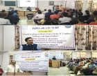 Prof. Bakhshi inaugurates DST sponsored Science Inspire Camp