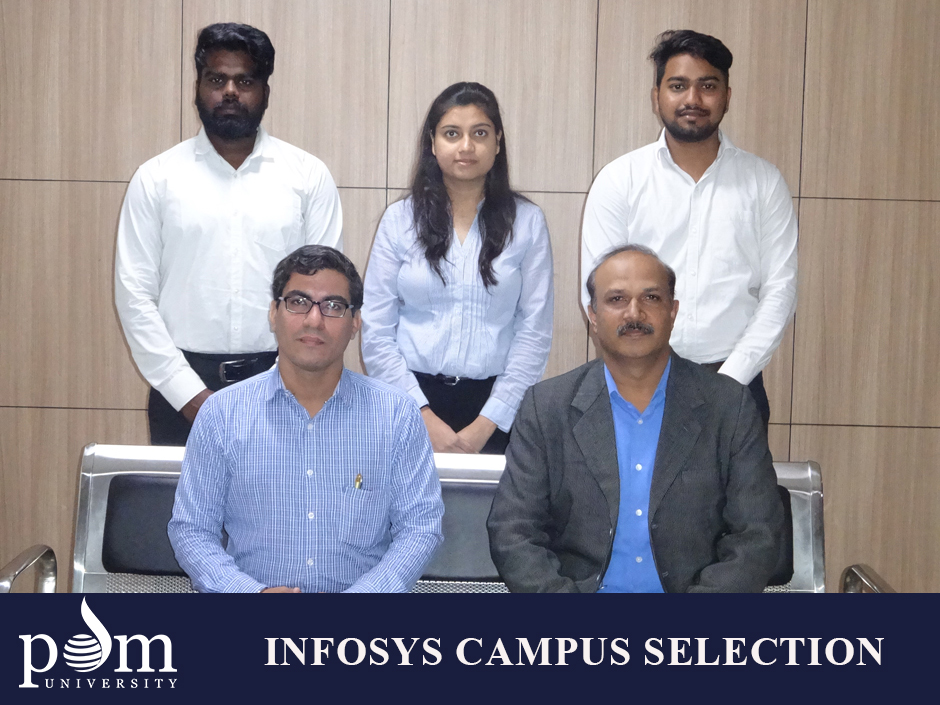 Infosys campus selection