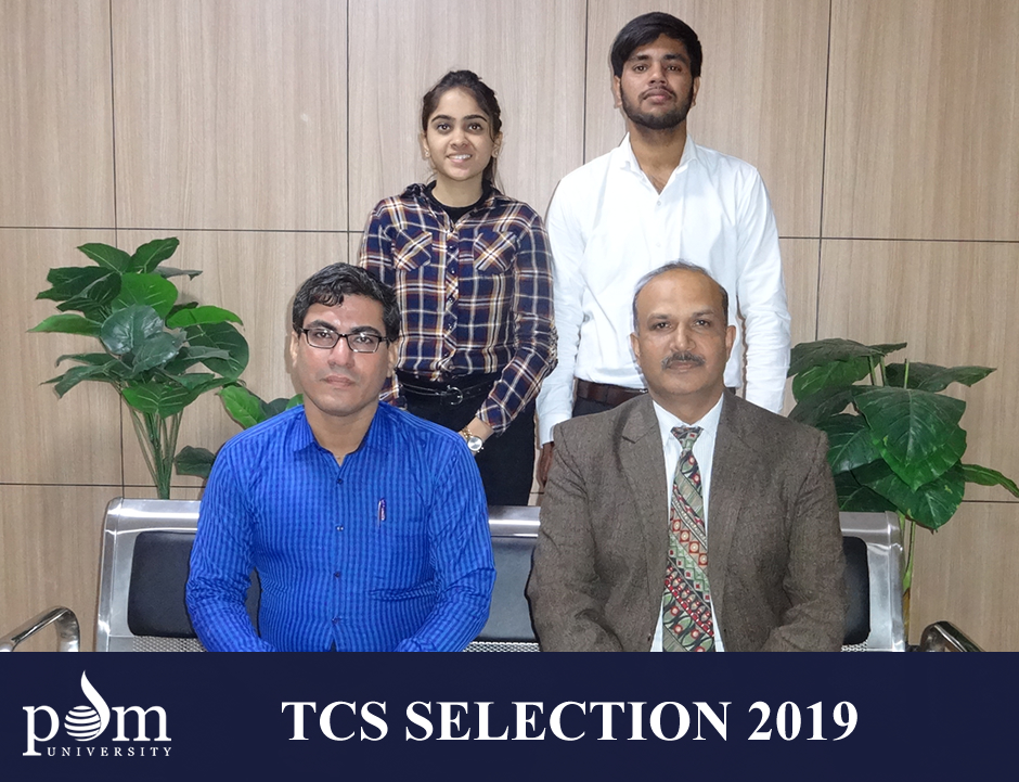 TCS Selection 2019