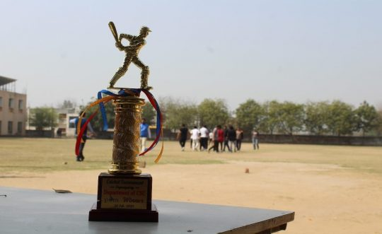 Inter-Departmental Cricket Tournament 2020