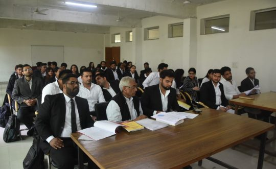 Intra Faculty Moot Court Competition