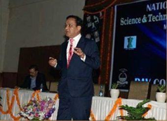 Prof. Bakhshi's  Motivational Address at the National Conference